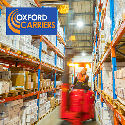 Oxford Carriers pick and pack service grows with household brands