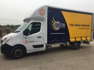 TPN award winner celebrates fifty years of excellent News with commemorative livery