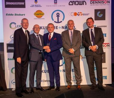 Public votes TPN winner of Pallet Network of the Year 2019 at FTA Multimodal Awards