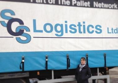 A message of tears, hope and pride from SCS Logistics MD Sandra Cottam-Shea